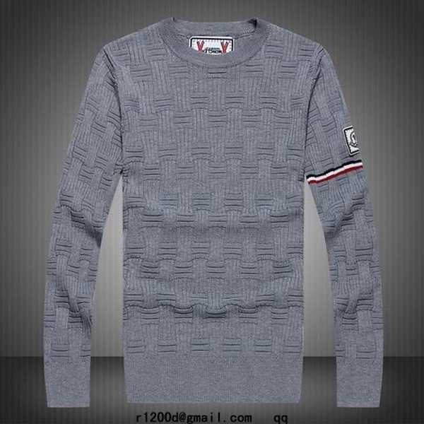pull moncler homme pas cher