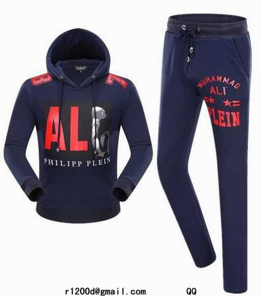 Survetement philipp plein a la mode ensemble jogging homme fashion survetement philipp plein - Survetement a la mode ...