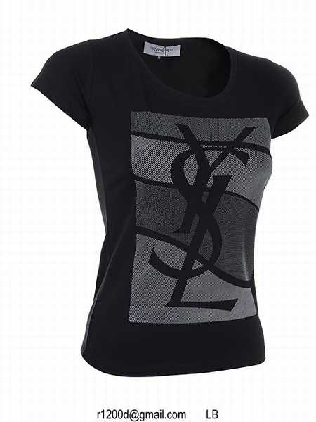 pas cher vente en gros tee shirt yves saint laurent femme. Black Bedroom Furniture Sets. Home Design Ideas